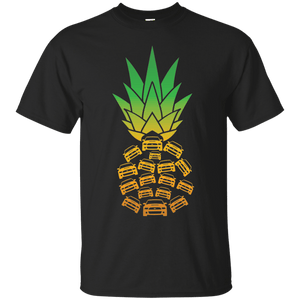 S550 Pineapple Ford Mustang T-Shirt