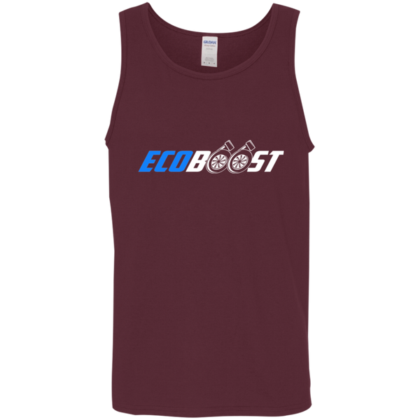 Ford Ecoboost ST RS Mustang F-150 Explorer Edge Fusion Focus Fiesta Tank Top Shirt