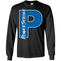 Power Stroke F-250 F-350 Ford Long Sleeve T-Shirt