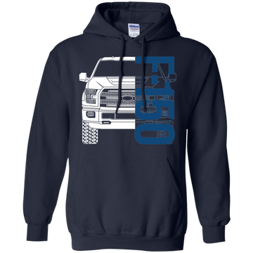 Ford F-150 Truck  Pullover Hoodie F150 2015 2016 2017
