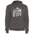 Off Roading is Life Overlanding 4x4 Pullover Hoodie