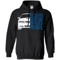 New Edge Mustang Double Sided Hoodie