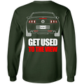S197 Ford Mustang GT 5.0 2013 2014 T-Shirt Long Sleeve