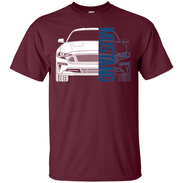 S550 Mustang GT Double Sided (18-Current) T-Shirt