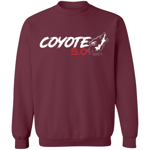 WSA Coyote 5.0 Ford Mustang Crewneck Sweatshirt