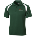 Sierra 1500 2500 3500 Moisture-Wicking Tag-Free Golf Shirt