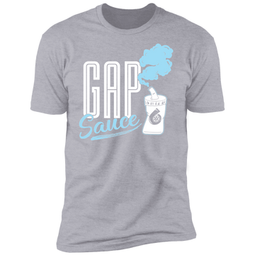 Gap-Sauce Gapplebee's Racing Boosted Turbo Premium Short Sleeve T-Shirt