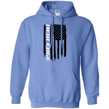 New Edge Ford Mustang 1999 2000 2001 2002 2003 2004 American Flag Pullover Hoodie