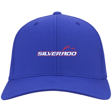 Silverado 1500 2500 3500 Flex Fit Twill Baseball Cap