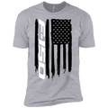 Youth F-150 Truck American Flag Boys' Cotton T-Shirt