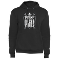 Pay Me In Car Parts Turbo Wrench Mechanic Pullover Hoodie