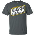 Mustang I am Your Father T-Shirt