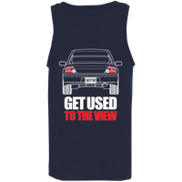Evo VIII Mitsubishi Evolution Tank Top Shirt