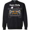 Ford F-250 F-350 Super Duty Diesel Gas 2017 2018 2019  Crewneck Pullover Sweatshirt