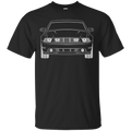 S197 Ford Mustang GT Outline 2013-2014 T-Shirt