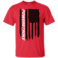 PowerStroke Flag F-250 F-350 Ford T-Shirt