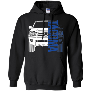 Toyota Tacoma Truck Pullover Hoodie 2005 2006 2007 2008 2009 2010 2011 2012