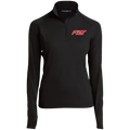Ladies' Ford Fiesta ST FiST 1/2 Zip Performance Pullover
