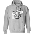 If it Isn't Boosted I'm Not Driving it Turbo Racing Pullover Hoodie