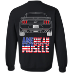 S550 Ford Mustang GT Pullover Sweatshirt 2018 2019