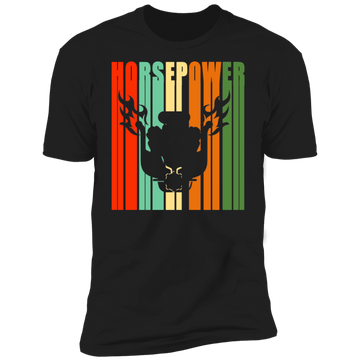 Horsepower HP Racing V8 Premium Short Sleeve T-Shirt