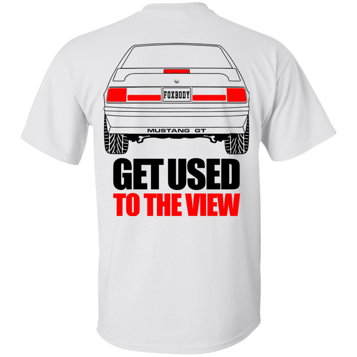 Foxbody Ford Mustang GT LX T Shirt