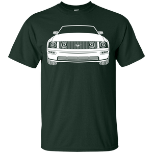 S197 Ford Mustang T-Shirt 2005 2006 2007 2008 2009