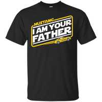 S550 Mustang I am Your Father T-Shirt