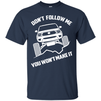 Toyota Tacoma T-Shirt Off-Road Rock Crawling