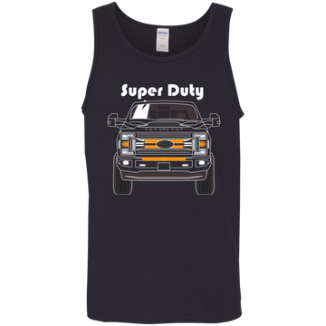 Ford F-250 F-350 2017 2018 2019 Super Duty PowerStroke Tank Top Shirt