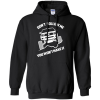 Toyota Tacoma Overlander Pullover Hoodie