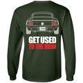 Classic Mustang Fastback T-Shirt Long Sleeve