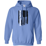 Ford Explorer American Flag Ecoboost Pullover Hoodie