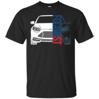 Ford Focus ST T-Shirt ST2 ST3 2013 2014 2.0 Ecoboost