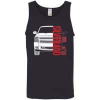Chevy Silverado 1500 2007 2008 2009 2010 2011 2012 2013 Tank Top Shirt