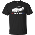 Try Me New Edge Ford Mustang T-Shirt 1999 2000 2001 2002 2003 2004