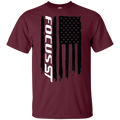 Ford Focus ST Ecoboost Flag T-Shirt