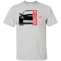 Corvette C7 Double Sided T-Shirt