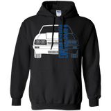 Four Eyes Foxbody Double Sided Hoodie