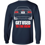 SN95 Ford Mustang 1997 1998 4.6 T-Shirt Long Sleeve