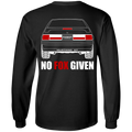 Foxbody Ford Mustang No Fox Given GT LX Long Sleeve T-Shirt