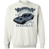 Chevy Corvette Classic Stingray Split Window Pullover Sweatshirt