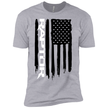 Youth Raptor F-150 American Flag Boys' Cotton T-Shirt
