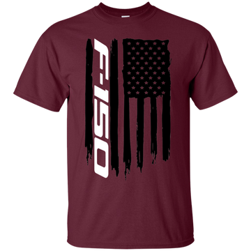 Ford F-150 Truck Flag T-Shirt