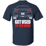 S550 Ford Mustang Debadged T-Shirt 2018