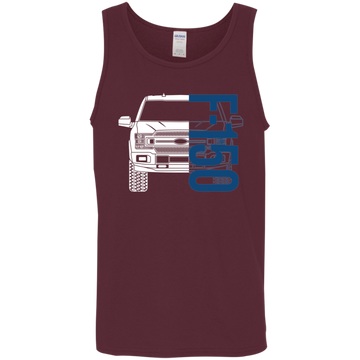 Ford F-150 Ecoboost XLT Platinum Lariat King Ranch 2018 2019 Tank Top Shirt