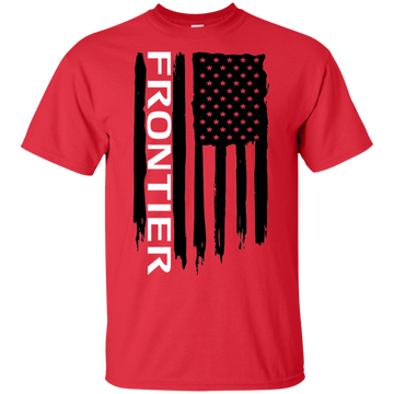 Nissan Frontier American Flag T-Shirt