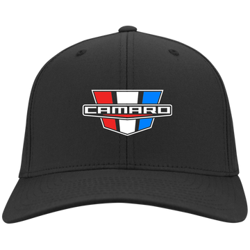 Camaro SS RS ZL1 Flex Fit Twill Baseball Cap