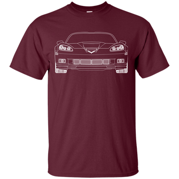 C6 Chevy Corvette T-Shirt