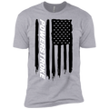 Youth Power Stroke F-250 F-350 American Flag Boys' Cotton T-Shirt